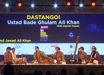 Bade Ghulam Ali Khan & Mahatma Gandhi